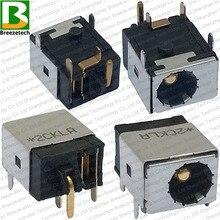 1 ~ 100 개/몫 정품 AC DC 전원 포트 잭 커넥터 아수스 K73 K73e K73s K73SD K73sv X73s N53 N53J N53SV N53JF