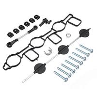 Inlet Intake Manifold Swirl Flaps Set for AUDI for VW 2.7 3.0 TDI A4 A5 A6 A8 Touareg 059129711CK 059129711DC