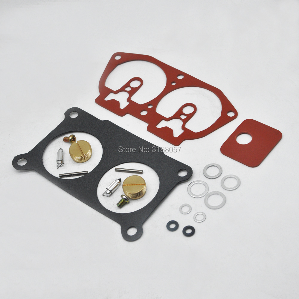 US $21 0 |Carburetor Rebuild repair kit for Yamaha Outboard V4 V6 Carb  Many115 130 150 175 200 225 HP-in Carburetor from Automobiles & Motorcycles  on