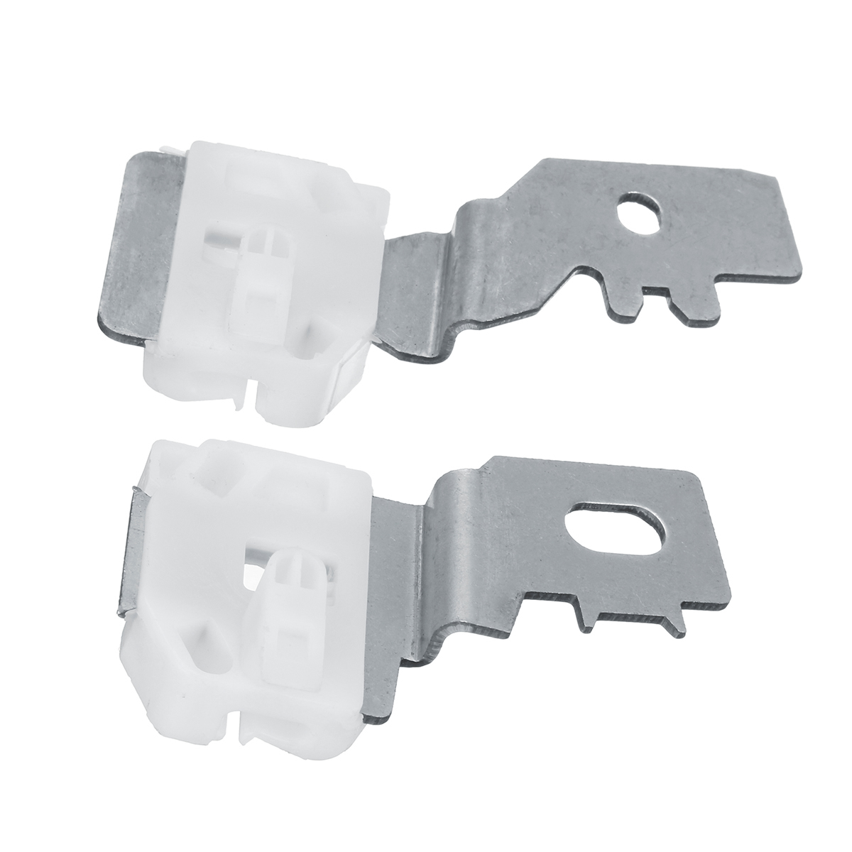 2pcs Window Regulator Repair Clips NS115LAB For NISSAN PRIMERA P12 2002-2007 Front Left