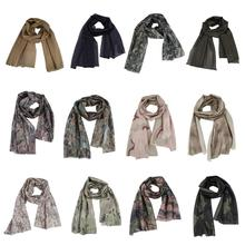 Military Tactical Camouflage Scarf Mesh Outdoor Breathable H