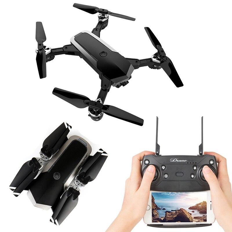 JDRC JD 20S PRO JD20S PRO WiFi FPV w/5MP 1080 P HD กล้อง 18 นาทีเวลาเที่ยวบินแบบ RC drone Quadcopter RTF-ใน เฮลิคอปเตอร์ RC จาก ของเล่นและงานอดิเรก บน   1
