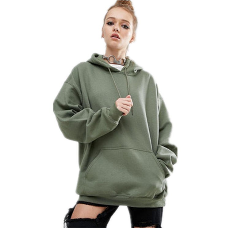 XXXXXL Autumn And Winter Loose-Fit Plain Batwing Sleeve Sweatshirt Women Warm Pullovers Winter Hoodies Sweatshirts Lady Long