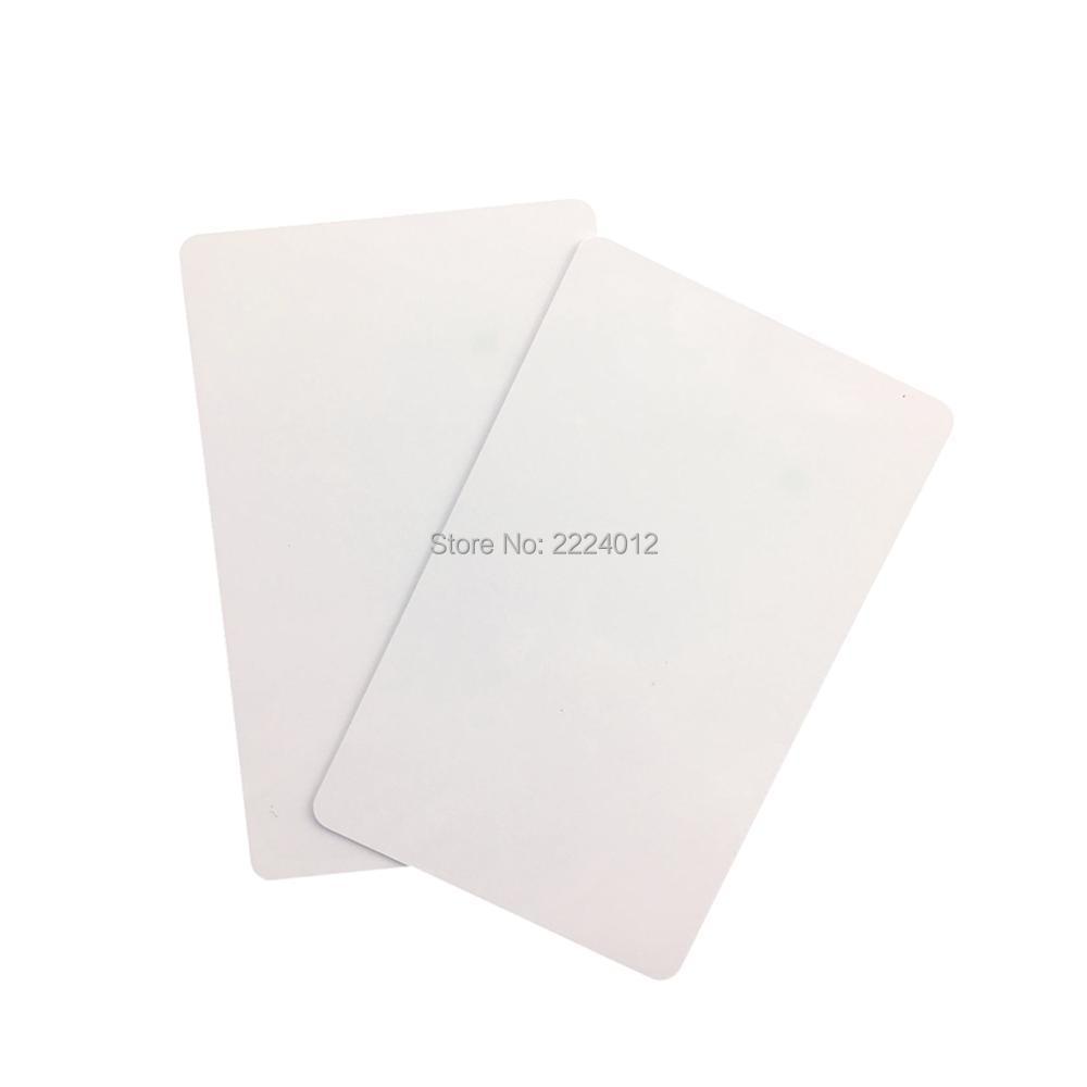 13.56mhz MF4K S70 0 Block Writable 7 Byte UID Changeable Rewritable RFID Card Chinese Magic Card
