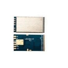 2 cái/lốc LoRa1280F27 500 mw Dài phạm vi 2.4 gam LoRa mô-đun SX1280 chip 27dBm 2.4 ghz RF thu phát không dây với phạm vi đo lường