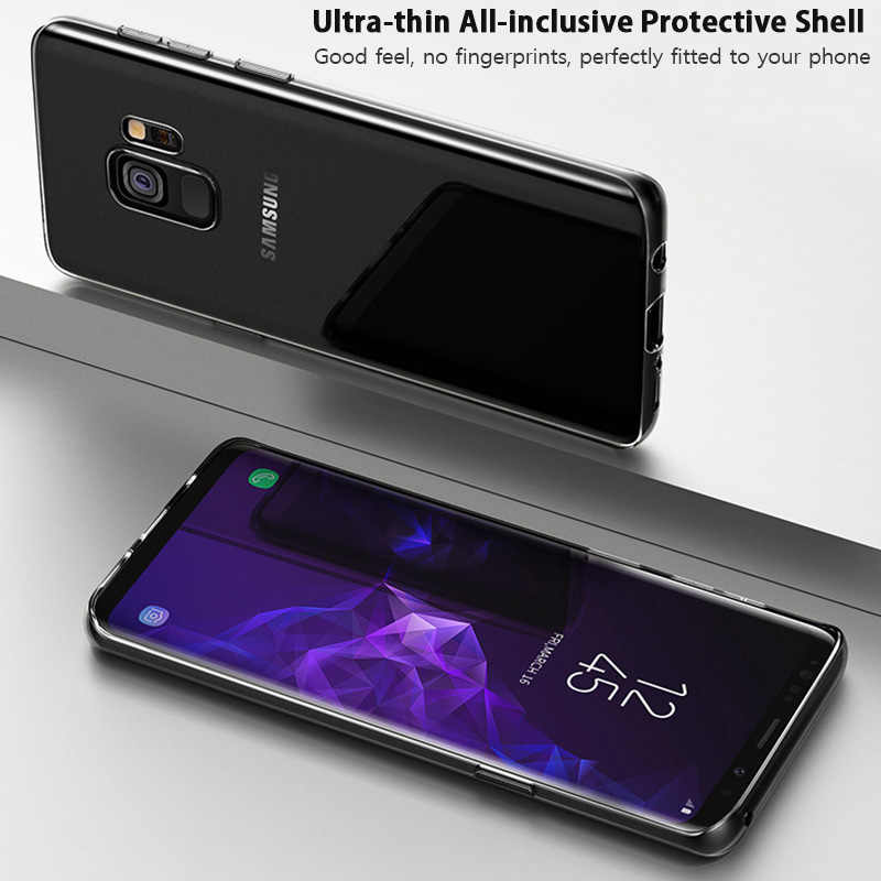 JONSNOW Weichen Fall für Samsung A6 A8 Plus A7 2018 Fällen für J2 J3 J4 J6 Plus J8 2018/a5 A7 J3 J5 J7 2017 Telefon Abdeckung Capa Fundas