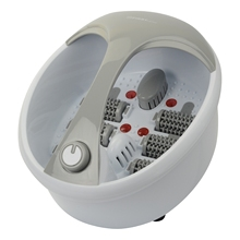 Ванночка массажная для ног FIRST FA-8115-1 White/grey