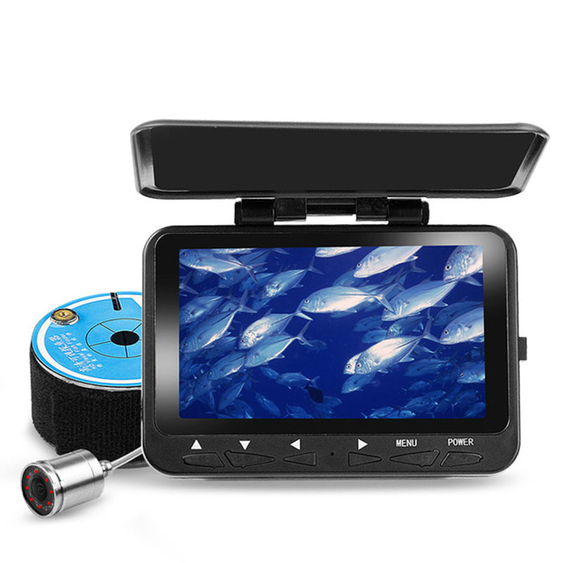 SEWS-Erchang 15M Cable Camera Fish Finder Led Monitor Hd Underwater Camera Ice Fishing English RussianSEWS-Erchang 15M Cable Camera Fish Finder Led Monitor Hd Underwater Camera Ice Fishing English Russian