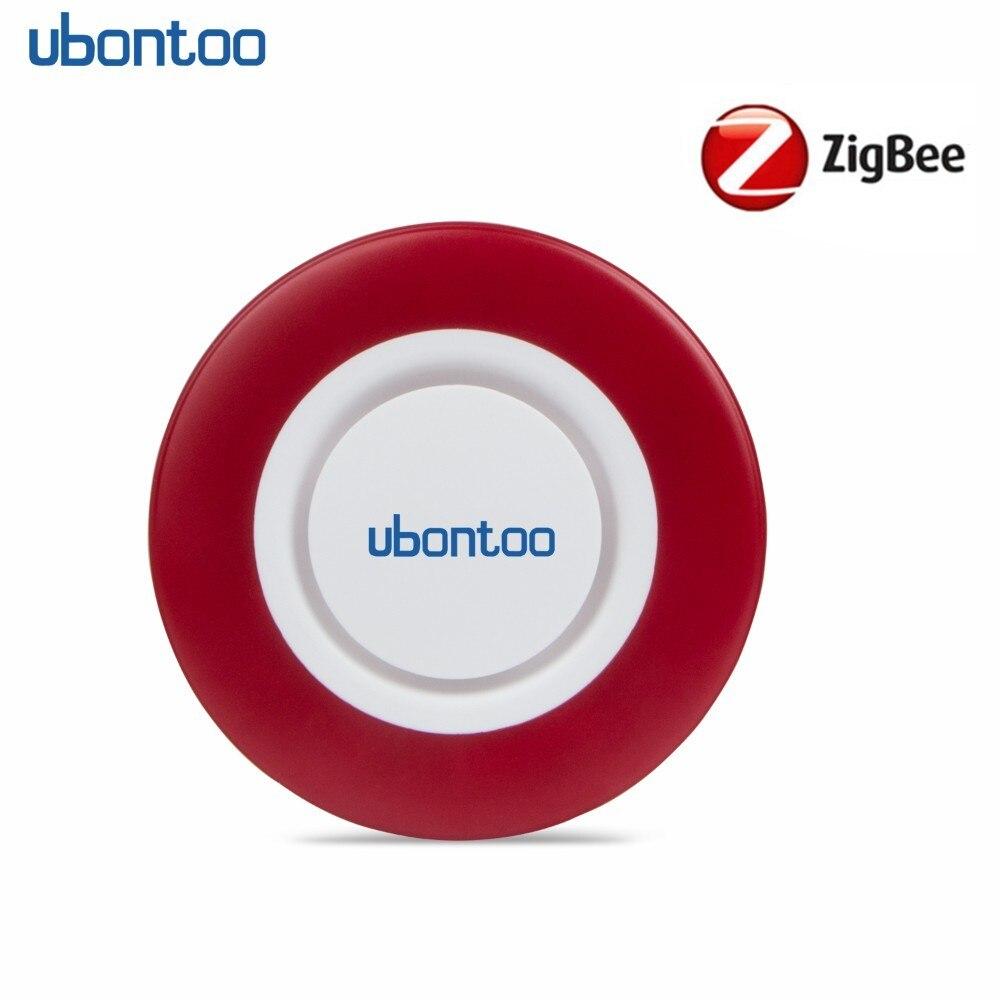 Zigbee Strobe flash Siren EU 2.4MHz 95DB big sounds for home alarm system