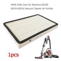 HEPA Filter Core for Kenmore 83195 83254 85254 Vacuum Cleaner Air Purifier