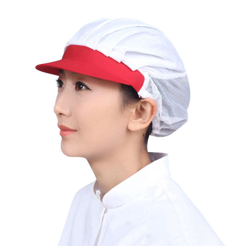 Us 2 98 35 Off New Restaurant Kitchen Hat Elastic Catering Cooking Cap Chef Uniform Work Wear Women Men Hotel Bakery Chef Hat Workshop Cap In