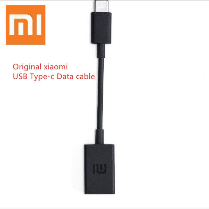 Original Xiaomi Mi F1 A2 A1 Usb Tipo-c Cable De Datos Otg Ratón/teclado/u Disco Para Mi 6 6x8 Se Mezclar 2 2 S Max 3 Nota 3 5x 5c Quell Summer Thirst
