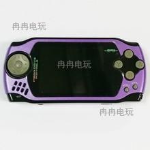 Cor preta Frete Grátis handheld game console portátil do jogo de vídeo construído em 105 jogos grátis