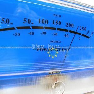 Image 3 - Dykb vu medidor painel db nível cabeçalho amplificador de potência áudio indicador medidor mesa preamp áudio com luz de fundo led