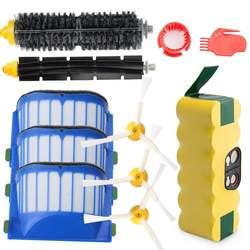 Новый горячий 3500Mah Сменный никель-металлогидридный аккумулятор Roomba батарея + запасной аксессуар часть комплект-набор из 11