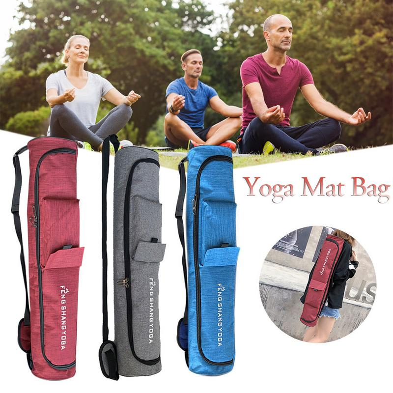 Messenger-Bag Yoga-Bag Exercise Fitness Outdoor Multi-Purpose Large-Capacity