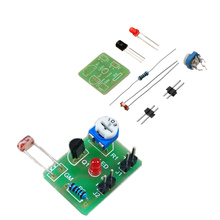 DIY Photosensitive Induction Electronic Switch Module Optical Control DIY