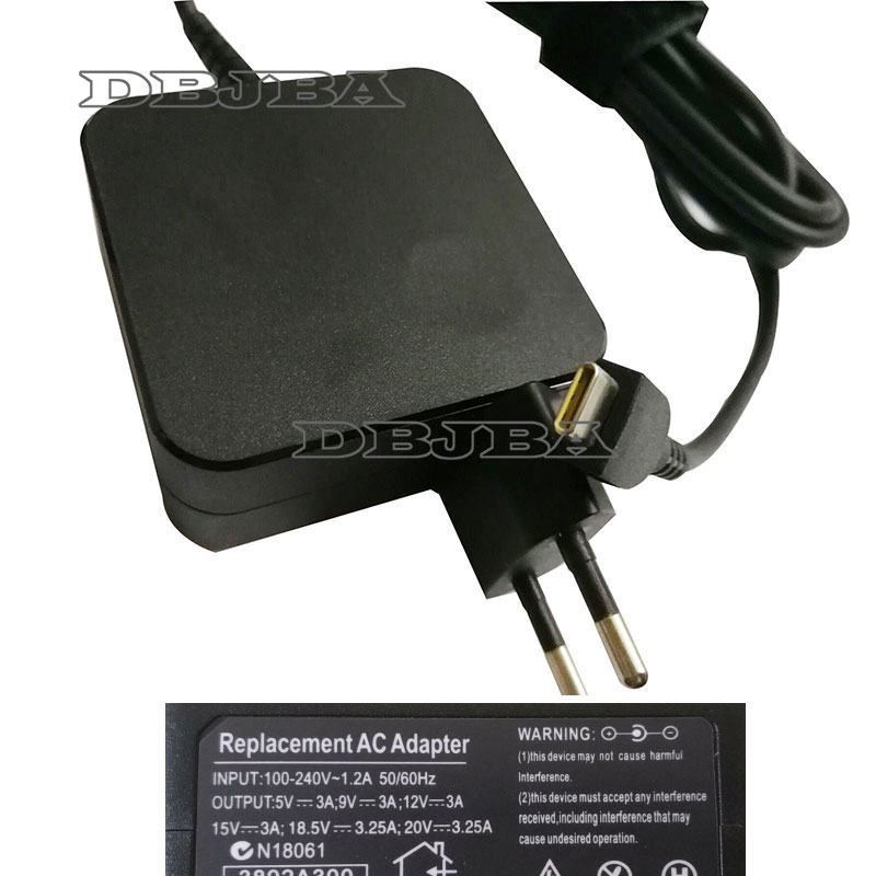 Image 5 - 65W USB Type C Power Supply AC Adapter for HP Spectre x360 13 w002nk 13 ac000nb 13 AC000 13 ac001ns 13 ac041tu Laptop ChargerLaptop Adapter   -