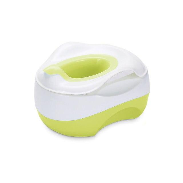 Детский горшок Happy Baby X-pot, зеленый