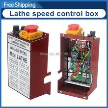 400W & 550W Draaibank speed control box/CJ0618 Elektrische schakelkast/printplaat montage doos