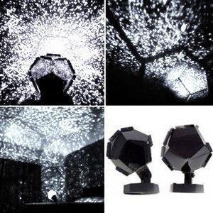 Image 4 - Proyector LED de Star Master Night Light, lámpara LED con proyector de estrellas, proyección del cielo y astros, luces led de noche Cosmos, regalo para chico, decoración para el hogar