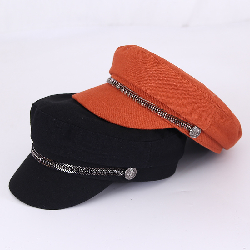 2018 New Arrival Spring Summer Berets Caps High Quality Unisex Casual