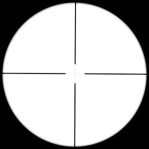 Image 2 - Тактический DIANA 3 9X40 AO прицел одна трубка крест точка сетка оптический прицел Охотничья винтовка прицел