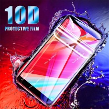 10D Hydrogel Film For Xiaomi RedMi Note 4 4X 5 6 7 Pro Redmi 6A Full Coverage Soft Screen Protector On Mi 9 9SE Not Glass