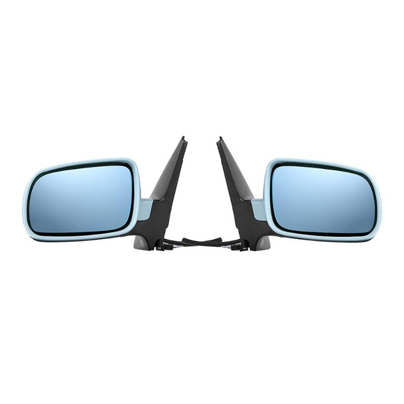 VODOOL 2Pcs Car Left Right Electric Wing Side Door Rearview Mirror Auto font b Exterior b