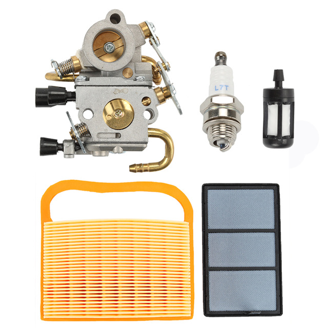carburetor carb air fuel filter for stihl ts410 ts420 ts 410 420 concrete  cut off saw carb chainsaw parts