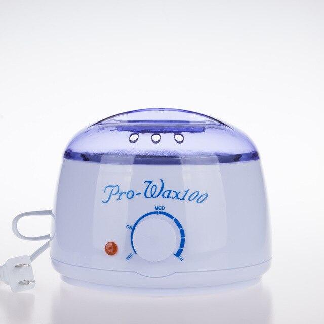 500ml Wax Warmer Pot Machine Salon Spa Hair Removal Hot Paraffin Hand Leg Body Care Instrument Pro-Wax100 Dropshipping