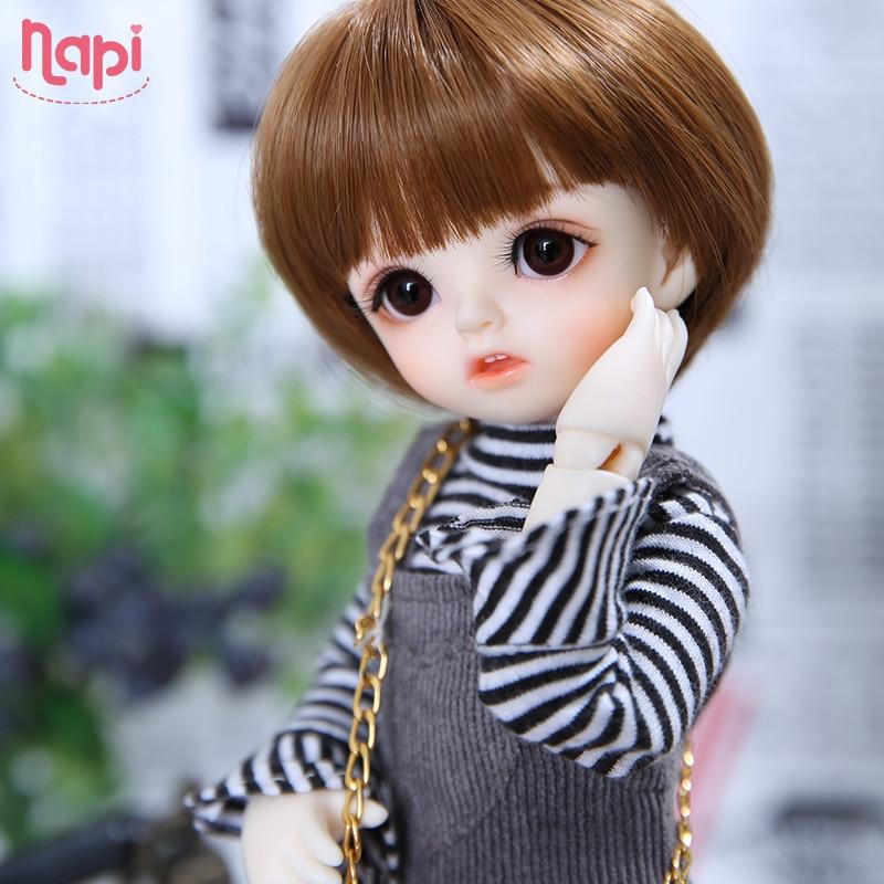 Napi Open eyed Karou BJD SD Doll 1 6 YoSD Body Model Baby Girls Boys Resin