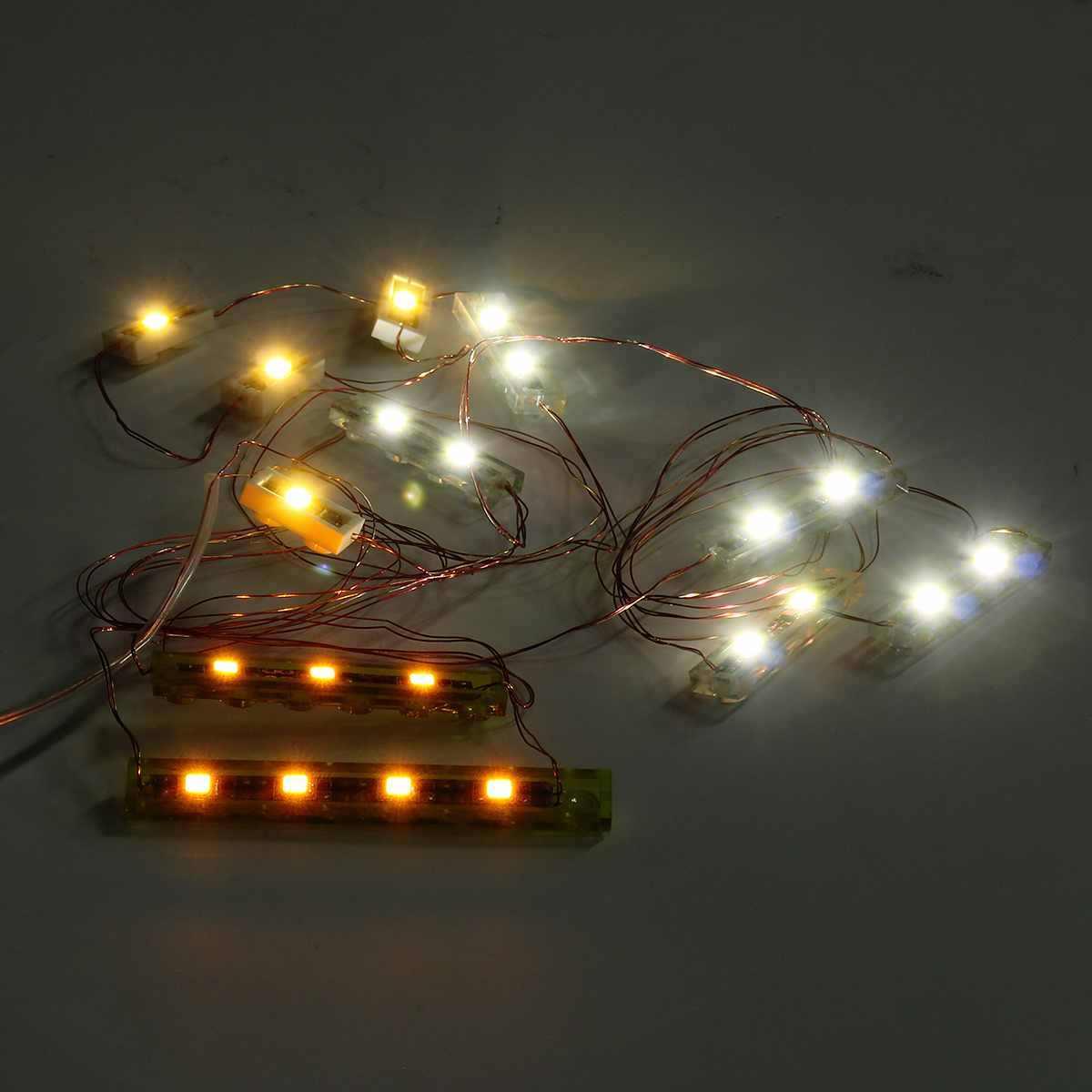 Zestaw oświetlenia LED do Lego dla 10255 do montażu plac miasta Building Block zestaw oświetlenia (tylko światło w zestawie)
