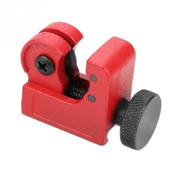 Mini cortador de bolas de 3-16mm, herramientas de corte de tubo de rodillo cortador para tubos de Metal, cobre, latón, tubos de aluminio y plástico, la mejor oferta