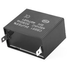 Двигатель конденсатор с алюминиевой крышкой, CBB61 стартовый конденсатор с алюминиевой крышкой, генератор 450V переменного тока 24 мкФ 50/60Hz для 400/350/300/250VAC отвечают требованиям стандартов UL/RU перечисленных