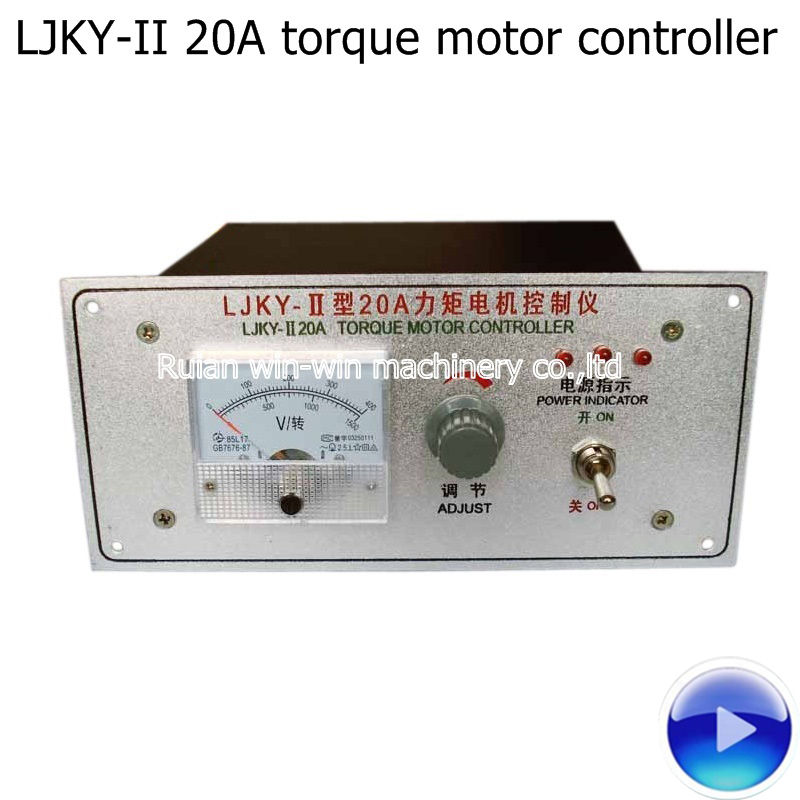 Back To Search Resultshome Appliances Gravure Printing Machine Accessories Ljky-3 Three-phase Torque Motor Circuit Board Controller Torque Board Evident Effect Air Conditioning Appliance Parts