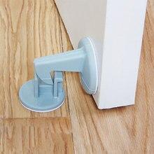 Silicone Stops Door Handle Silencer Wall Protectors Door Stopper For Anti-Collision Deurstopper Door Handle Knob Holder цены онлайн