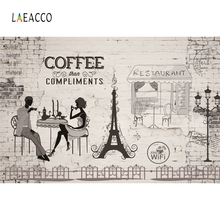 Laeacco Vintage Old Newspaper Backdrop Grunge Photography Backgrounds Customized Photographic Backdrops For Photo Studio