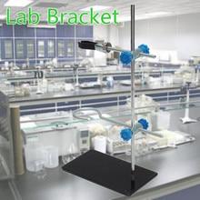 Ring-Stand-Equipment Standiron-Stand Education-Supplies School-Laboratory High-Retort