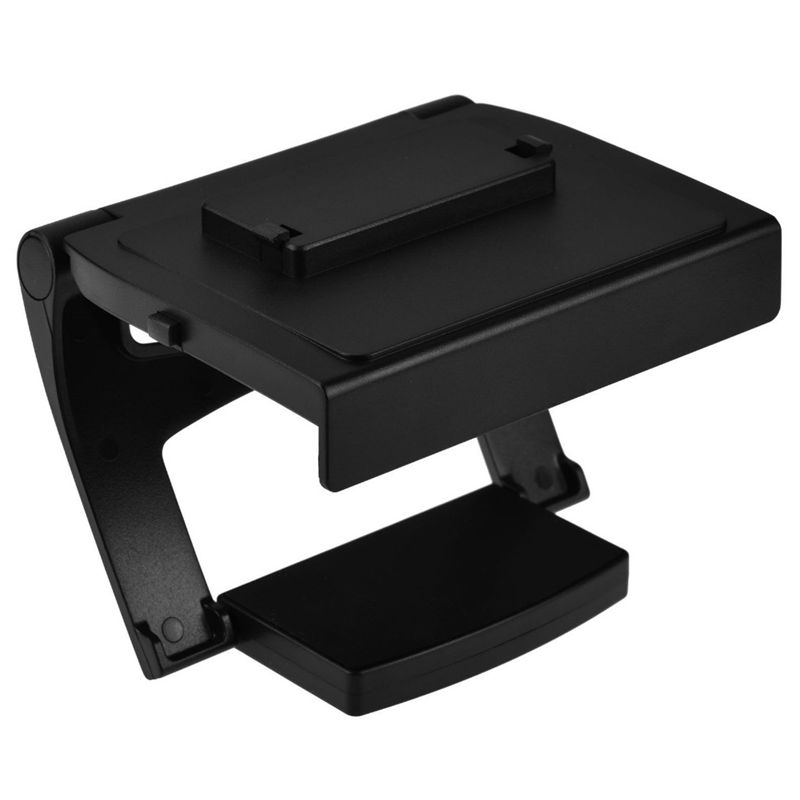 for Kinect TV Mount for Xbox One Kinect 2.0 TV Mounting Clip Stand for Xbox One Console Sensor plastic TV Clip Mount