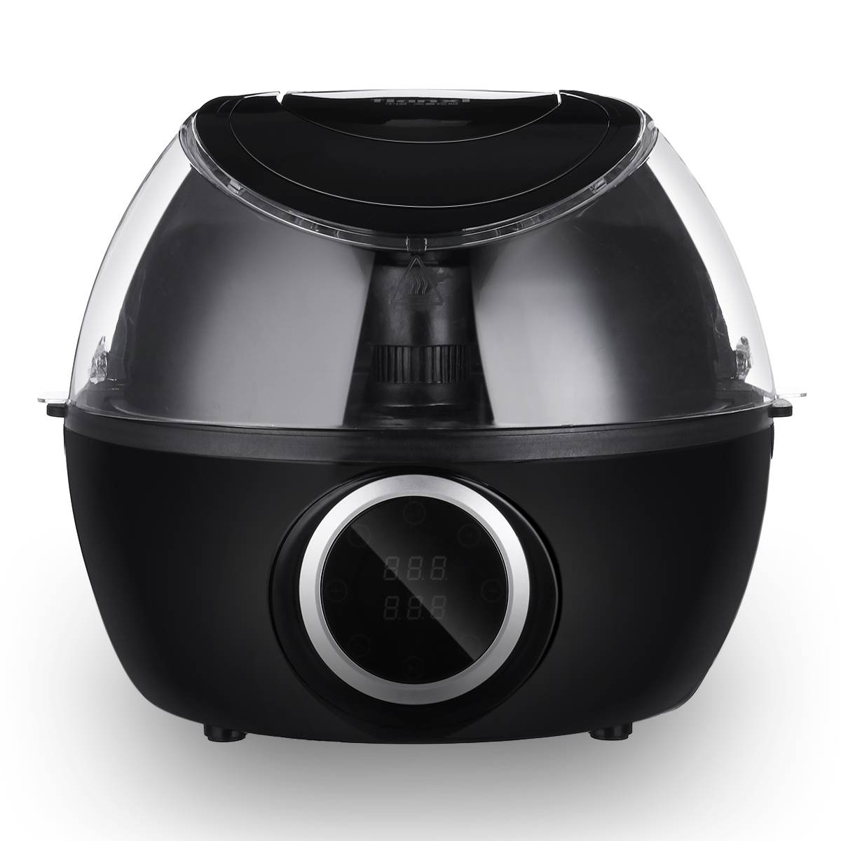 LCD 3.5L Electric Fry Food Cooker Home Automatic Steamer Machine No Oil Kitchen Cooking Appliances Multi Cooker 1230W 220VLCD 3.5L Electric Fry Food Cooker Home Automatic Steamer Machine No Oil Kitchen Cooking Appliances Multi Cooker 1230W 220V