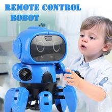DIY Assembled Gesture Sensing Electric Robot Body Gesture Control Toy For Remote Control Robot Child Gift