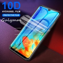Full Cover Soft 10D Hydrogel Film For Huawei P 30 20  Lite Pro Mate Honor 10 2019 Protective On Nova 4E 3i 4 Not Glass