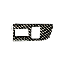 Für Toyota 86 Subaru BRZ 2013 2014 2015 2016 2017 Carbon Fiber Hinten Stamm Schalter Taste Abdeckung Nur LHD