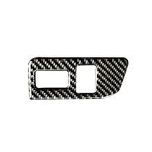 Voor Toyota 86 Subaru Brz 2013 2014 2015 2016 2017 Carbon Fiber Kofferbak Schakelaar Knop Cover Alleen Lhd