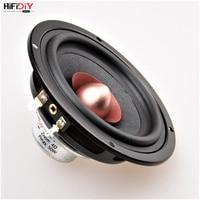 HIFIDIY LIVE Hi Fi 4.5 INCH DIY Full frequency speaker unit 4 8OHM 50W Neodymium magnetic High Alto bass loudspeaker QF4 116NS