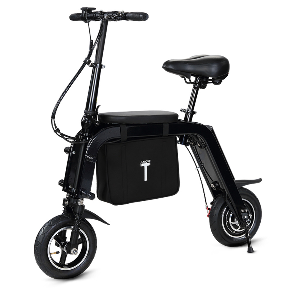 Daibot Electric Scooter With Seat Adults Two Wheels Electric font b bicycle b font 10inch 48V