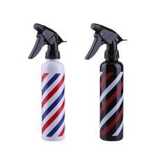 250 мл салон бутылка с распылителем для воды спрей для укладки волос бутылка салон парикмахерский инструмент для волос распылитель воды пустая бутылка DIY салонные инструменты