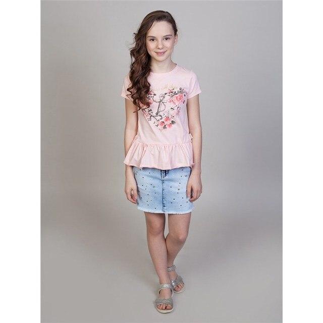 Юбка джинсовая Luminoso для девочек