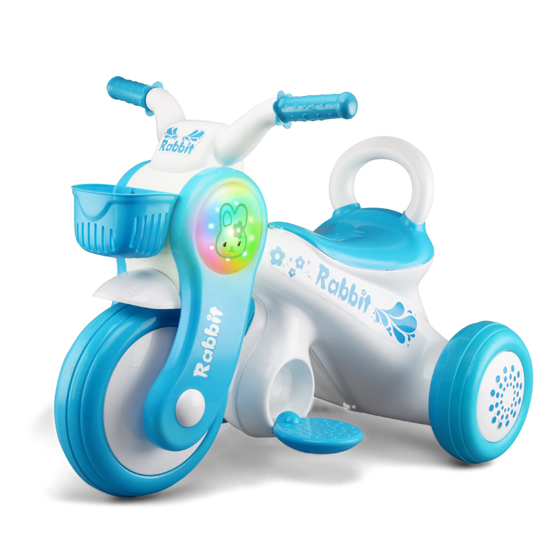 Children's Electric Motorcycle Baby Three Wheels Large 1 to 6 Year-Old Child Charged Bottle Toys Creative Special Kids's Gift